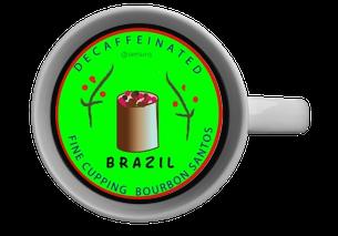Brazilian Cerrado CO2 Decaf